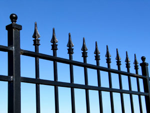 Decorative Fence Installation services from First Class Fence & Access Control in Illinois