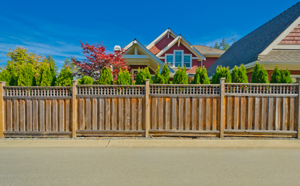 Riverwoods's experts for fence design & replacement