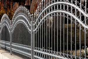 Let First Class Fence & Access Control install your ornamental or decorative fence today.