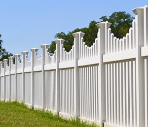 PVC Fence in Illinois